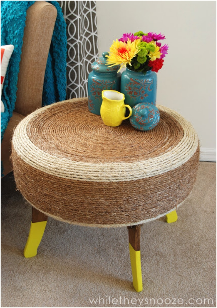 Trash-Pile-Tire-Made-Trendy-Table-Tutorial