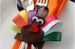 Top 10 DIY Thanksgiving Napking Rings | Top Inspired