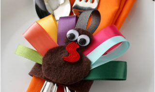Top 10 DIY Thanksgiving Napking Rings | Top Inspired