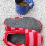 Upcycled-Sweater-Slippers-150x150