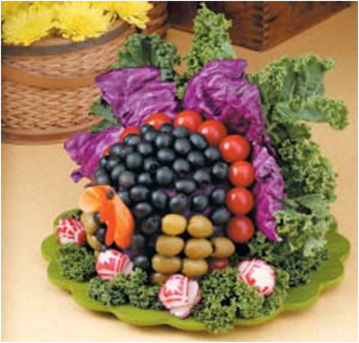 Top 10 Fun and Healthy Edible Thanksgiving Centerpieces
