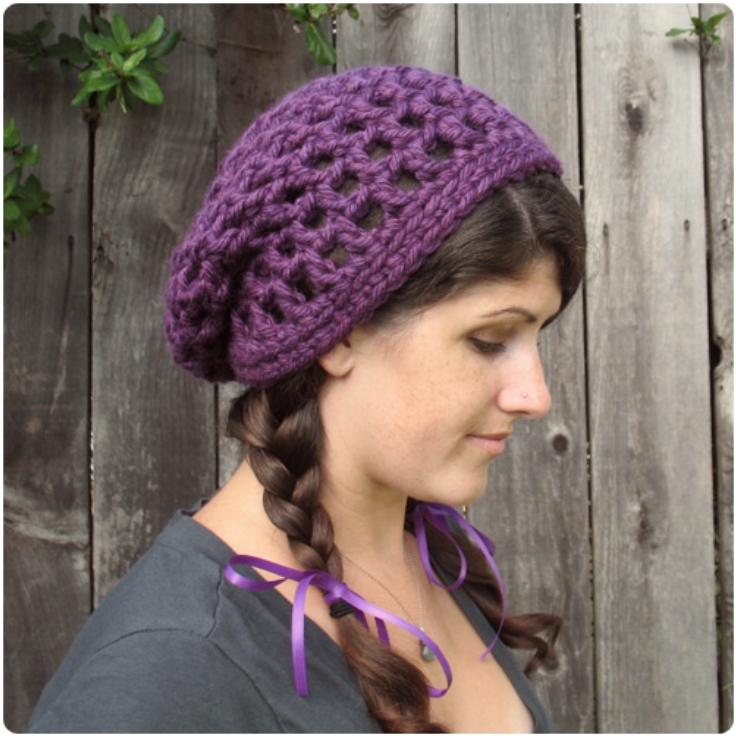 Top 10 Fashionable Diy Hats And Caps Free Crocheting Patterns