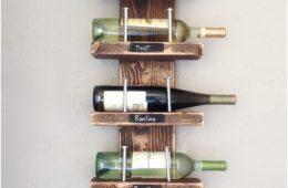 Top 10 Elegant DIY Wine Racks | Top Inspired