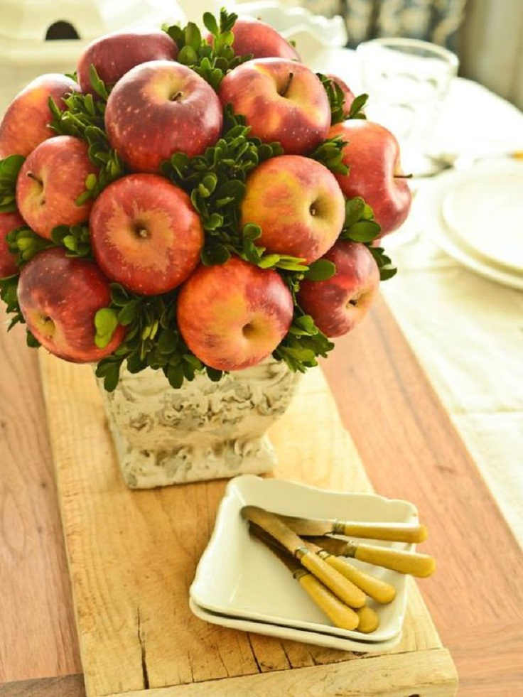 Top 10 DIY Centerpieces for Thanksgiving