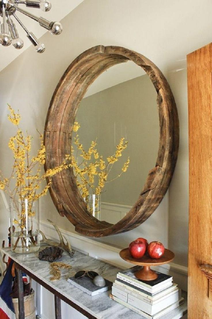 barrel-mirror-frame