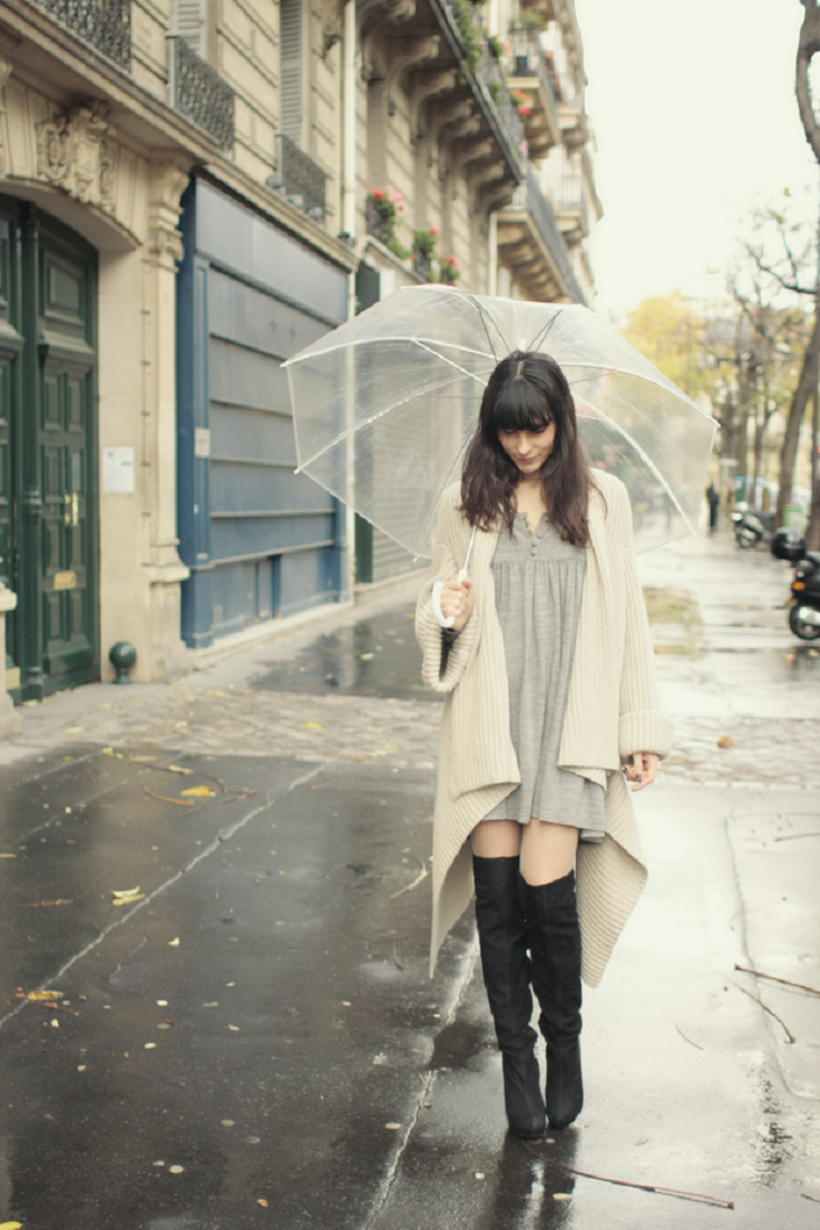 10 Rainy Day Outfits and Trends for Fall/Winter