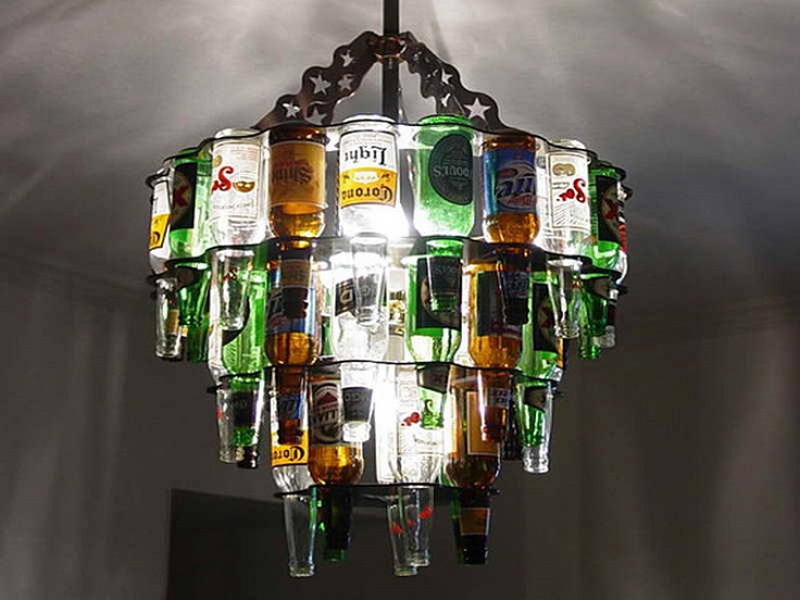 bottle-chandelier