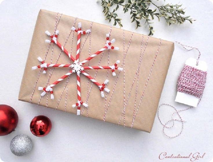 brown-package-paper-straw-snowflake_thumb