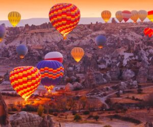 Top 10 Hot-Air Balloon Festivals in the World