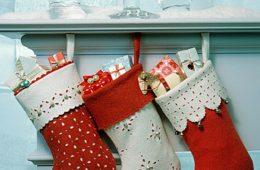 Top 10 Interesting DIY Christmas Stockings | Top Inspired