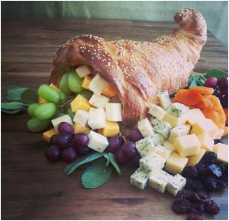 Cornucopia - The Thanksgiving Centerpiece For Your Table
