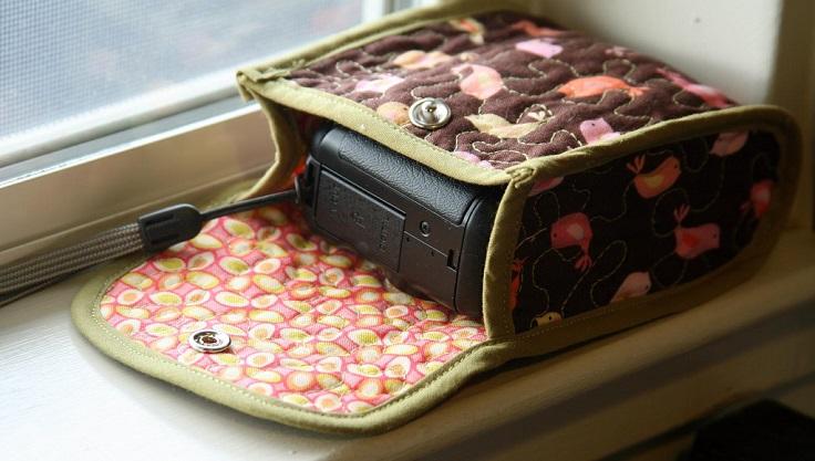 Top 10 DIY Camera Bags   Top Inspired