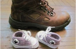 Top 10 Adorable DIY Baby Booties | Top Inspired