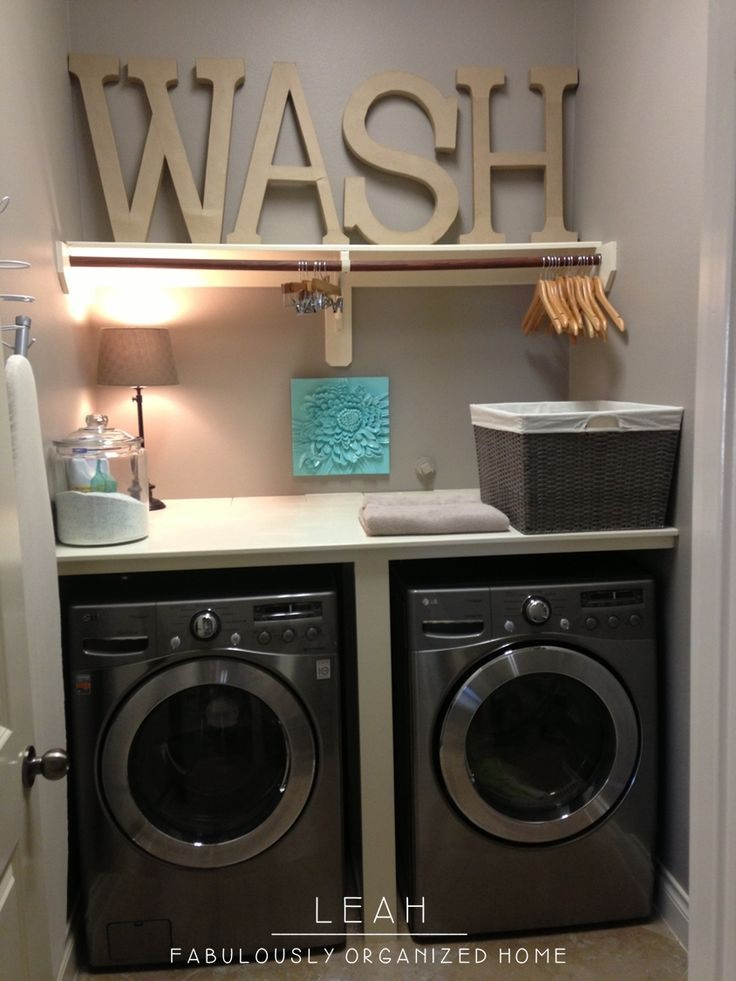 Top 10 Tips For Perfect Laundry Organization Top Inspired: first home decor pinterest