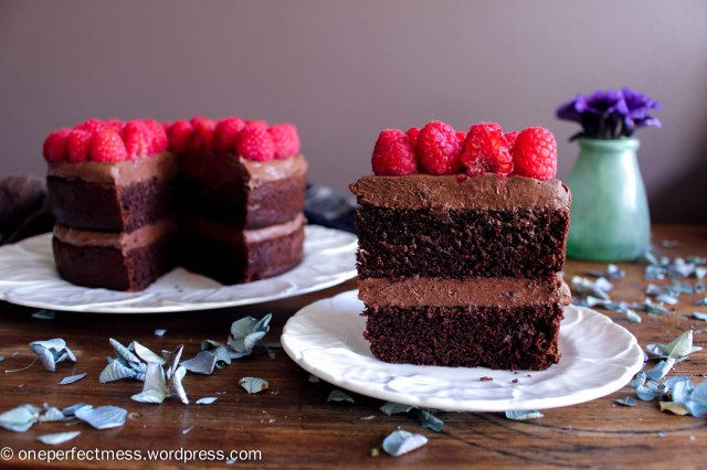 dark-chocolate-and-beetroot-cake-with-chocolate-cream-cheese-frosting-and-fresh-raspberries-recipe-one-perfect-mess-moist-rich-soft-raspberry-easy-10