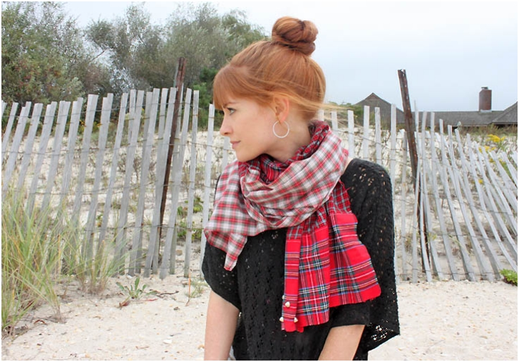 Top 10 Fall Scarves From Old T-shirts