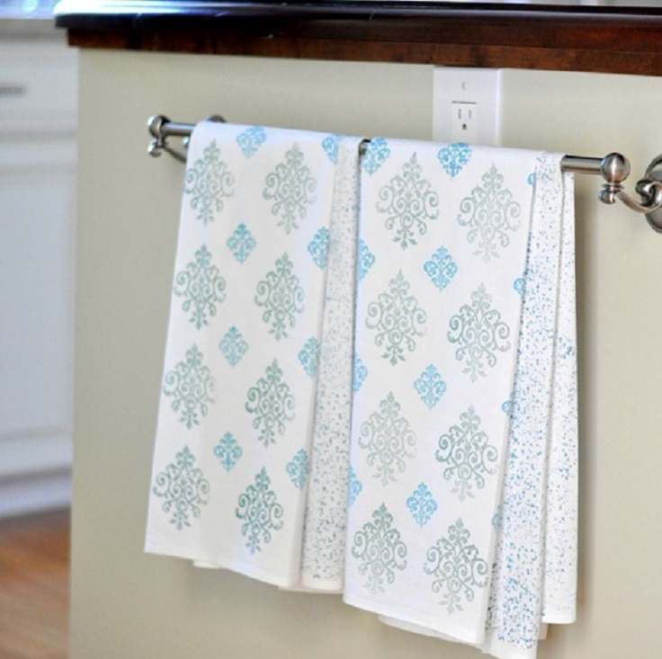 diy-stamped-tea-towels