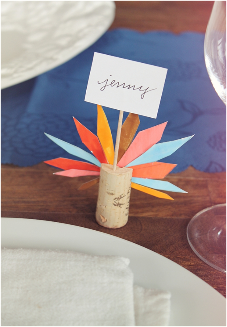 diy-turkey-feather-place-cards