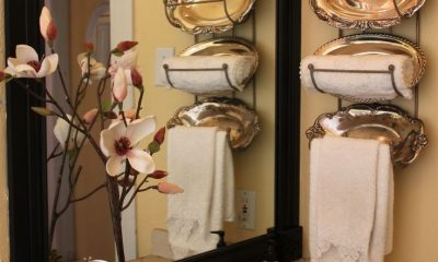 Top 10 DIY Ideas for Bathroom Decoration | Top Inspired