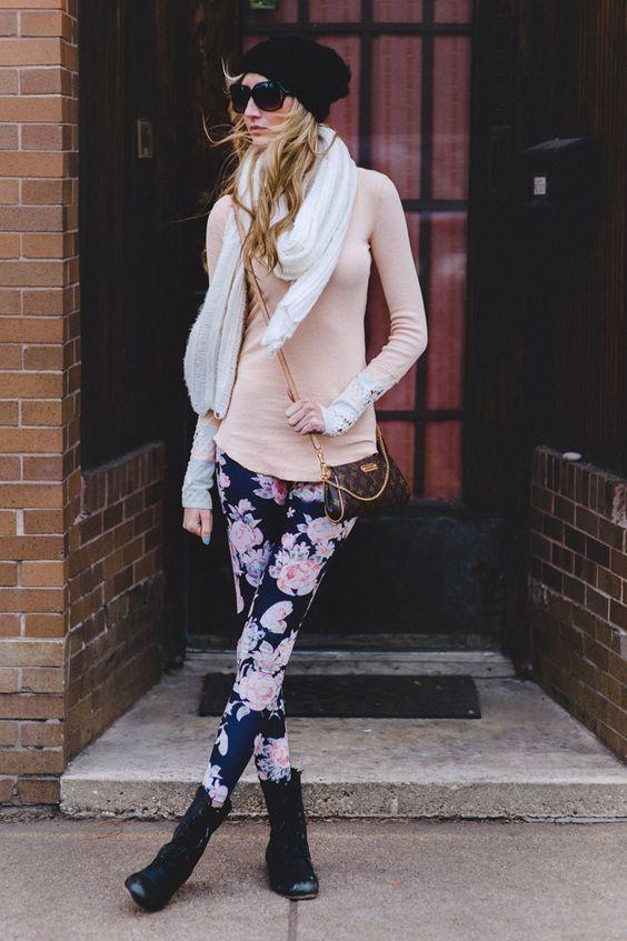 floral-leggings-
