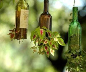 Top 10 Ways To Reuse Glass Bottles