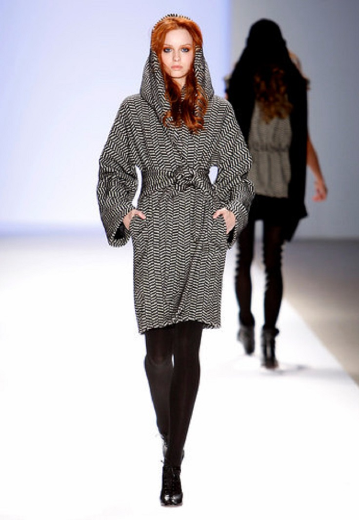 Top 10 Sewing Patterns For Stylish Winter Coat Top Inspired
