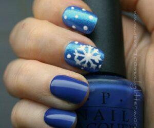 Top 10 DIY Winter Nail Art Tutorials