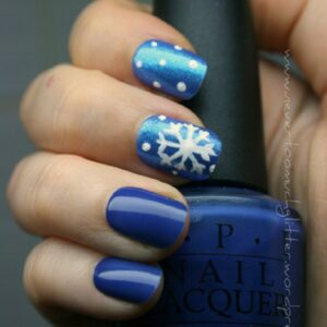 Top 10 DIY Winter Nail Art | Top Inspired
