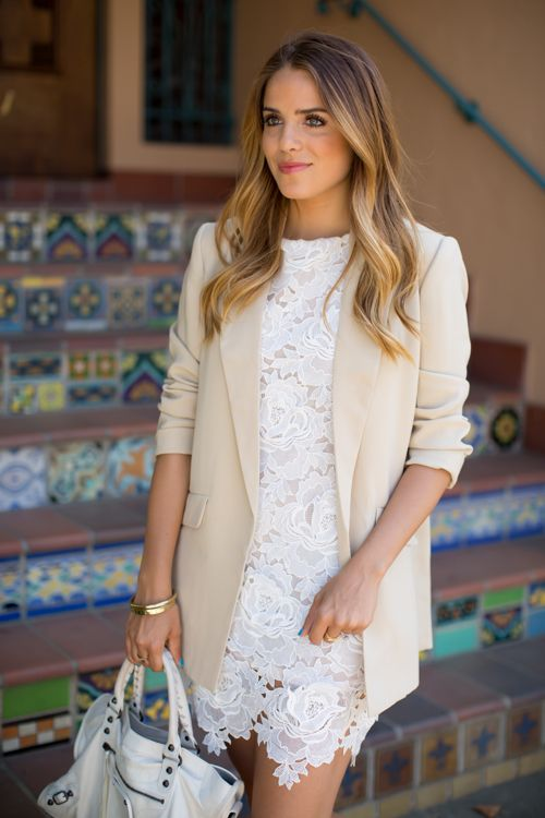 lace-dress-with-blazer-