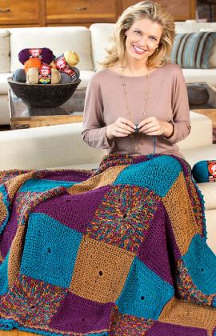 Top 10 Crochet Patterns for Warm and Homey Blankets - Top