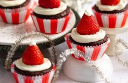 Top 10 Magical Christmas Cupcakes | Top Inspired