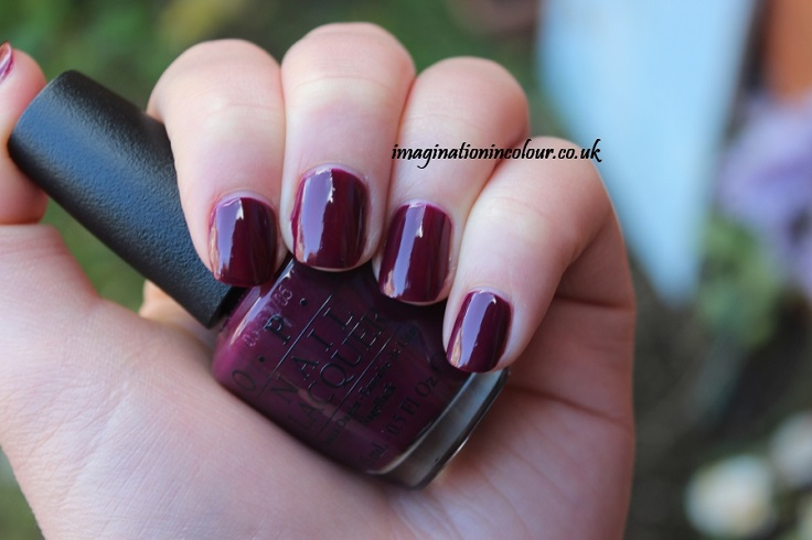 Opi Nail Polish Uk Colour Chart Creative Touch