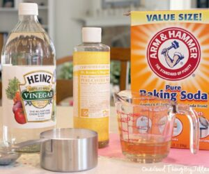 Top 10 Natural DIY House Cleaning Products