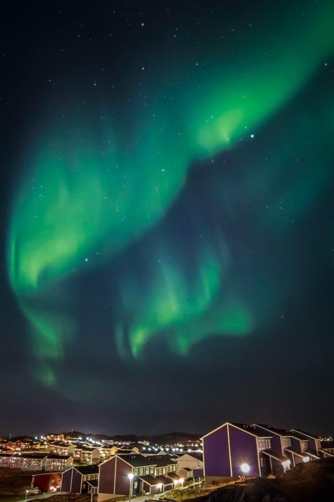 northern-lights-Greenland-