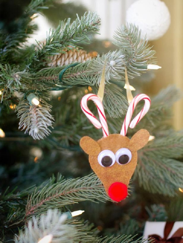 Top 10 Creative Christmas Crafts for Kids - Top Inspired