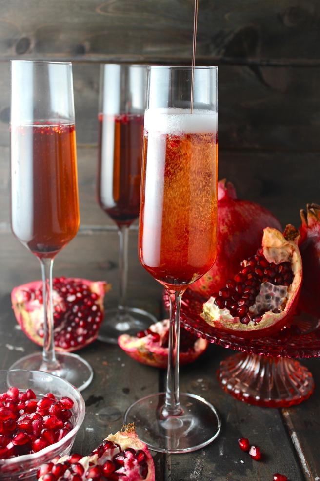 pomegranate-champagne-