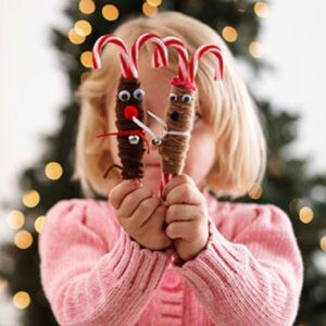Top 10 Creative Christmas Crafts for Kids | Top Inspired