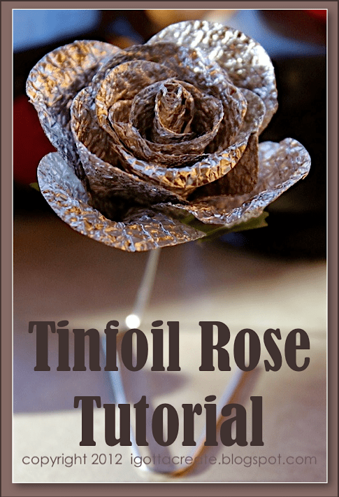 tinfoil-rose-DIY-