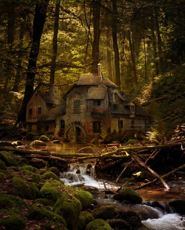 TOP 10 Book-Story Magical Places on Earth