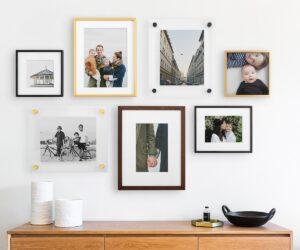 Top 10 Best Ways to Display Family Photos