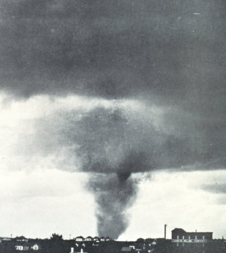 TOP 10 Most Devastating Tornadoes in History | Top Inspired
