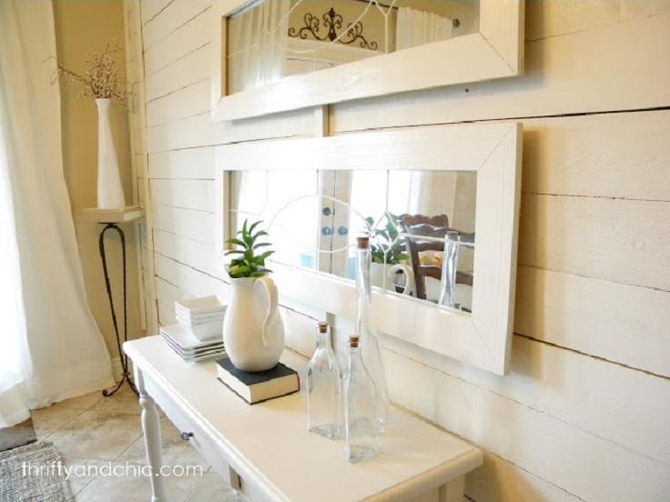 wood-mirror