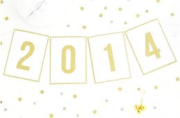 Top 10 Flashy DIY New Year's Eve Garlands   Top Inspired