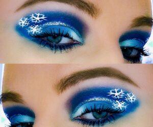 Top 10 Best Christmas Makeup Ideas