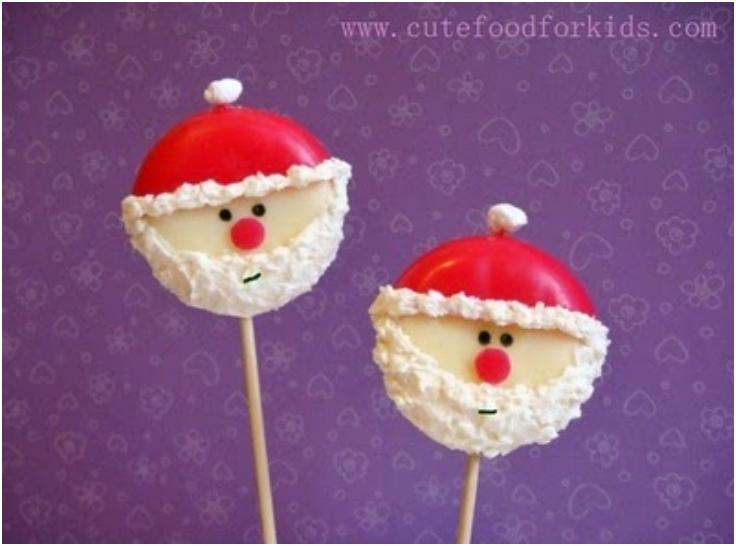 Babybel-Cheese-Santa