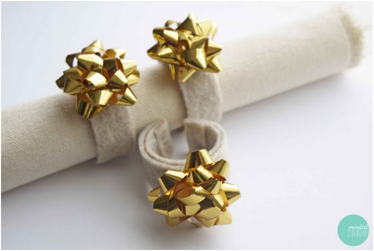 Bow-Napkin-Rings