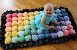 Top 10 Darling DIY Baby Blanket Tutorials And Free Patterns | Top Inspired