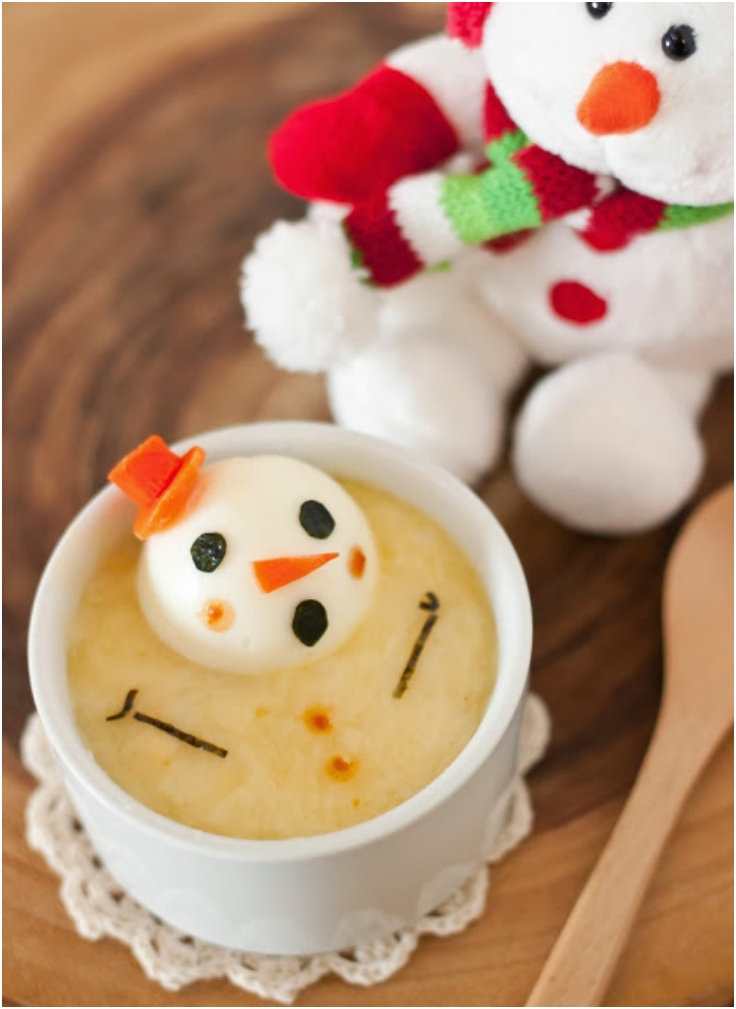 Cheesy-Melting-Snowman