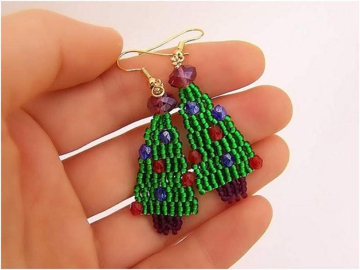 Christmas-Tree-earrings-tutorial