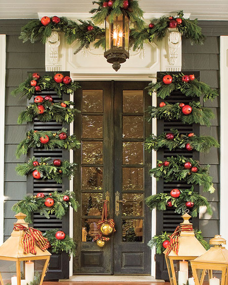 Top 10 Inspirational Christmas Front Porch Decorations Top Inspired